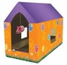 Cat Scratching Play House