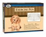 Four Paws Exercise Pen Gold Zinc Coated 8 panels 24x18