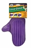 Love Glove Grooming Mitt for Cats, Purple