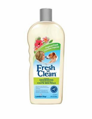 Fresh 'n Clean Deshedding Shampoo, Tropical Fresh