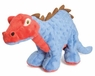 goDog Dinos 770797 Mini Terry Flying Dinosaur Pterodactyl With Chew Guard Technology Tough Plush Dog Toy