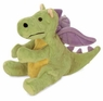 goDog Dragon Dog Toy with Chew Guard