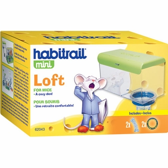 Habitrail Mini Loft, From Hagen
