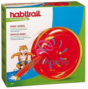 Habitrail Playground Dragster, From Hagen