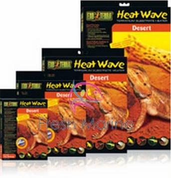 Hagen Exo Terra HeatWave Desert Pad, Medium Under Tank Heating Heat Pad, From Hagen Exoterra
