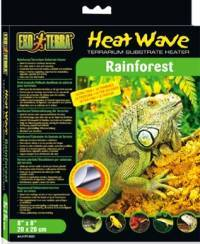 Hagen Exo Terra HeatWave Rainforest Pad, Medium Under Tank Heating Heat Pad, From Hagen Exoterra