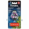 Hagen Marina Single Micro LED Light with 6� Cord, Red