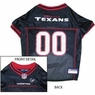 Houston Texans NFL Dog Jersey - Small