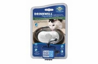 Drinkwell Hy-Drate H2O Filtrtn System Cat Ice White
