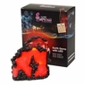 Hydor H2Show Earth Gems with LED for Aquarium, Red Ruby