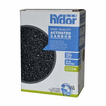 Hydor Pro Canister Media Fresh Water Carbon 3/Pk