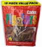 IMS Trading 00867 12-Pack Pig Ears Dog Treat