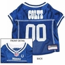 Indianapolis Colts NFL Dog Jersey - Small
