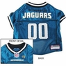 Jacksonville Jaguars NFL Dog Jersey - Medium