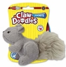 Jakks ClawDoodles Pokcetz Catnip Squirrel Cat Toy
