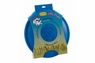 Jolly Pet Jolly Flyer Floating & Flying Dog Toy Blue 9.5in