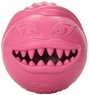Jolly Pets Monster Girl Dog Toy, 2.5-Inch, Pink