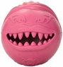 Jolly Pets Monster Girl Dog Toy, 3.5-Inch, Pink