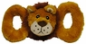 Jolly Pets Tug-a-Mal Lion|Squeaky Tug Toy for Dogs