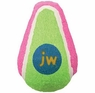 JW Pet Company 42200 Proten Speed Ball for Pets, Small, Assorted Colors (Green/Pink or Green/Blue)
