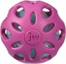 JW Pet Company Crackle Heads Crackle Ball Dog Toy, Small, Colors Vary