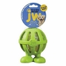 JW Pet Company Crackle Heads Crackle Cuz Dog Toy, Medium, Colors Vary