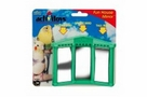JW Pet Activitoy Fun House Mirror