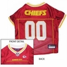Kansas City Chiefs NFL Dog Jersey - Medium