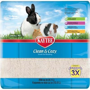 Kaytee Clean and Cozy Small Animal Bedding