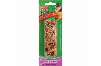 Kaytee Fiesta Fruity Nutty Small Animal Stick 2.5oz
