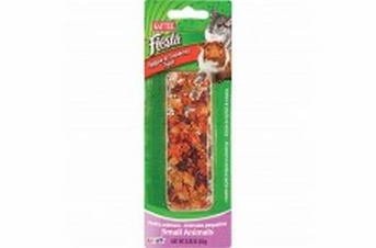 Kaytee Fiesta Vegie Cranberry Small Animal Stick 2.25oz