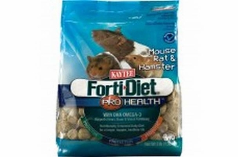 Kaytee Forti-Diet Pro Health Mouse Rat 3lb