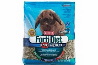 Kaytee Forti-Diet Pro Health Ad Rabbit 5lb