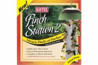 Kaytee Finch Station Two 4ct