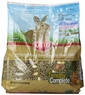 Kaytee Timothy Complete Fruit and Vegetable Diet for Rabbits, 4.5-Pound