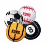 KONG 2-Pack Sport Balls Dog Toy, Large, Assorted