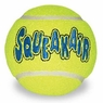 KONG Air Dog Squeakair Tennis Ball Dog Toy, Large, Yellow