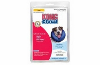 Kong Cloud Inflatable E-Collar Small Neck Cercumference 6-10in