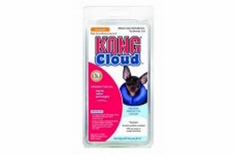 Kong Cloud Inflatable E-Collar Extra Small Neck Circumference up to 6in