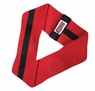 KONG Fire Hose Ballistic Triangle Toy for Dogs, Medium