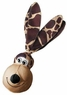 KONG Floppy Ear Wubba Dog Toy, Small
