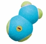 KONG Off/On Squeaker Bear for Dogs, Medium, Colors Vary