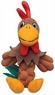 KONG Pudge Braidz Rooster Dog Toy, Medium/Large
