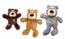 Kong Wild Knots Bears Medium/Large