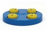 Kyjen Dog Games Treat Wheel Puzzle Toy