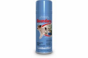 Lambert Kay Boundary Dog Cat Repel Aerosol Spray 14oz