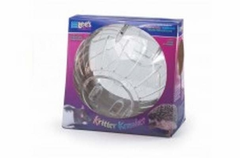 Lee's Kritter Krawler Clear View-Thru Box Jumbo 10in