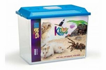 Lee's Kritter Keeper X-Large Rectangle w Lid Label Inner Pack 1