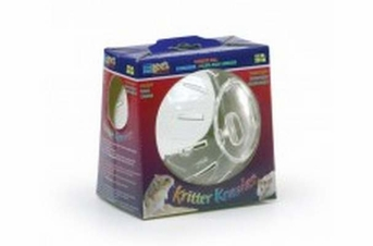 Lee's Kritter Krawler Clear View-Thru Box Mini 5in