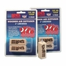 Lee's Wooden Air Stone / Diffuser 2 Inch - 2 pack